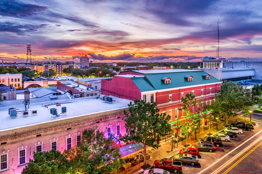 Top 10 Real Estate Teams / Agents with Most Recent Sales in Gainesville, Florida Area