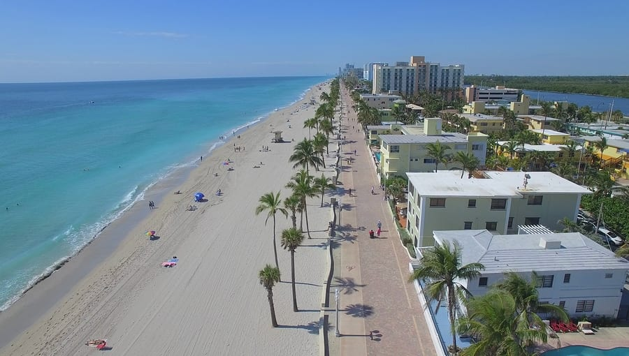 Top 10 Real Estate Teams / Agents with Most Recent Sales in Hollywood, Florida Area