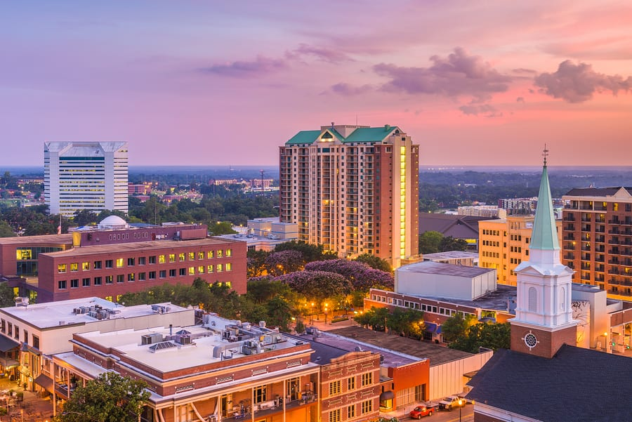 Top 10 Real Estate Teams / Agents with Most Recent Sales in Tallahassee, Florida Area