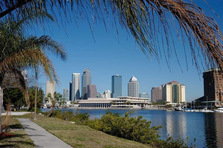 Top 10 Real Estate Teams / Agents with Most Recent Sales in Tampa, Florida Area