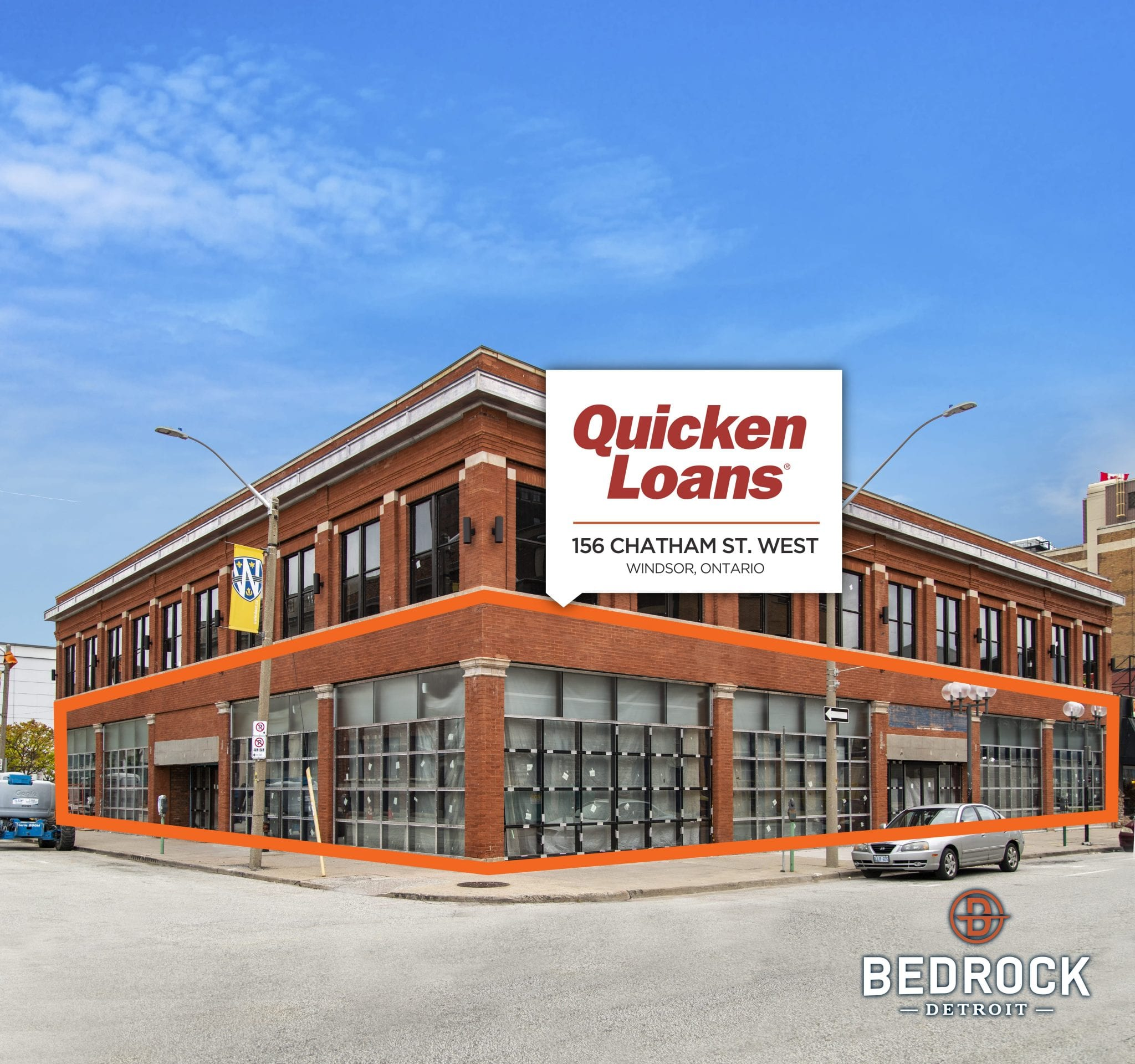 Business News: Quicken Loans and its Family of Companies To Open Technology Office Across River from Detroit Headquarters in Windsor Early in 2019