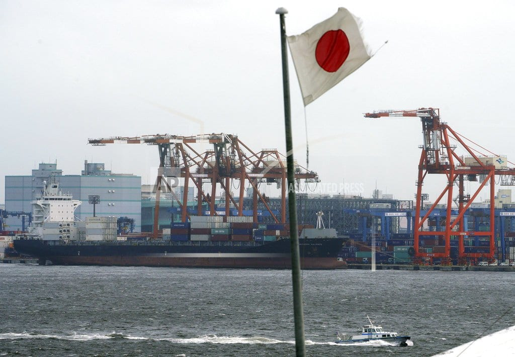 TOKYO  | Japan exports up in October, but not enough to erase deficit