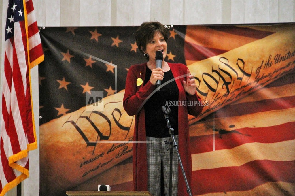 ALBUQUERQUE, N.M | Republican who lost US House race seeks to impound ballots