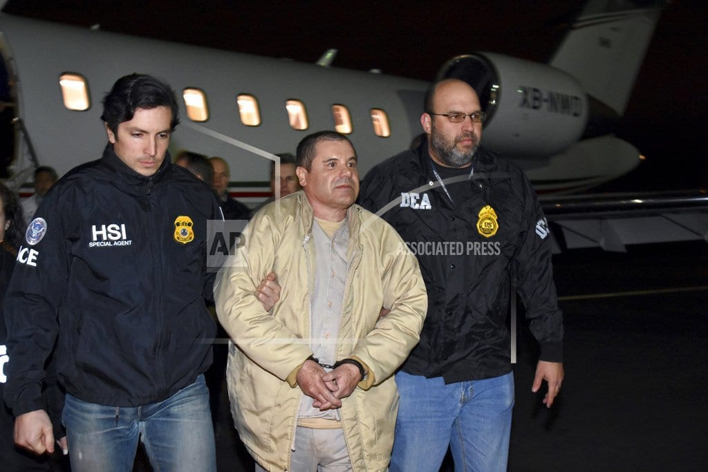 NEW YORK | The Latest: Opening statements begin in El Chapo trial