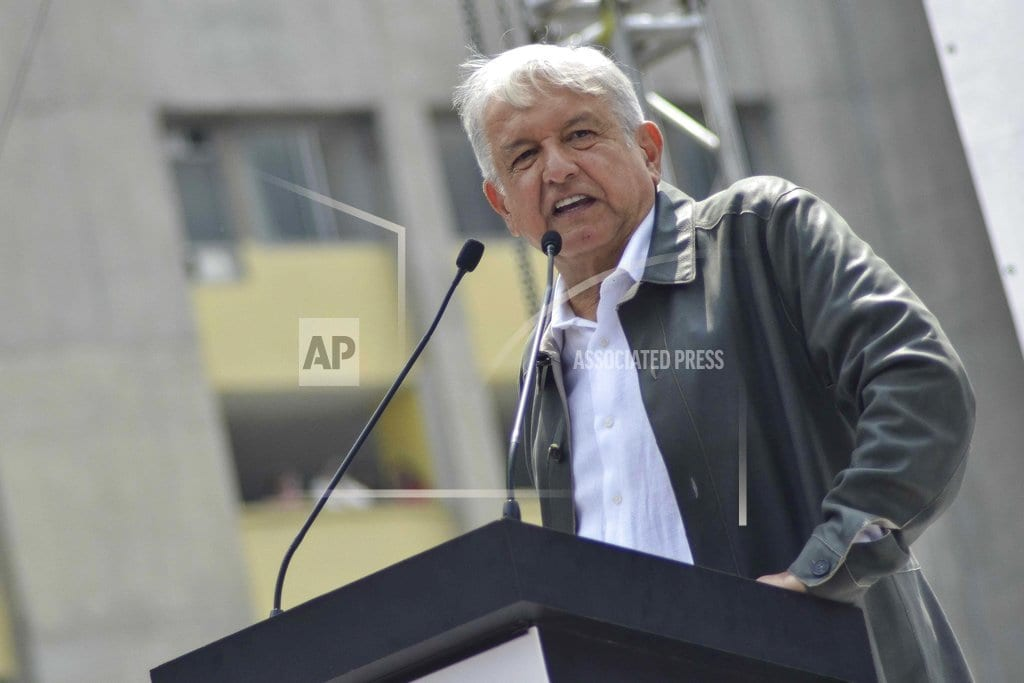 MEXICO CITY | Mexico's president elect reaches out to business elite