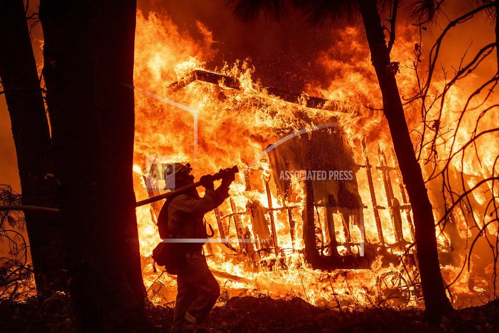 MAGALIA, Calif  | Northern California fire death toll at 56; 130 missing