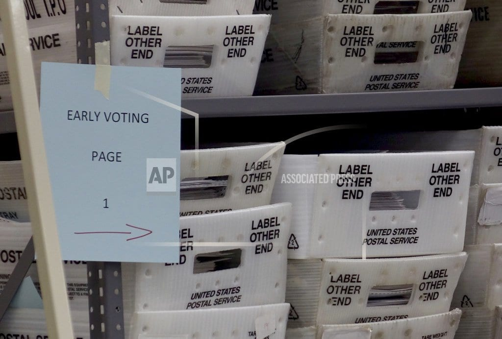 FORT LAUDERDALE, Fla | The Latest: Lawsuit wants Scott banned from role in recount