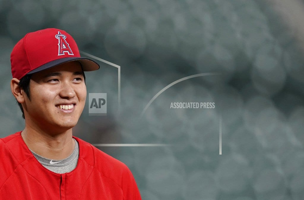 NEW YORK | Ohtani wins AL Rookie of the Year; Acuna takes NL honor