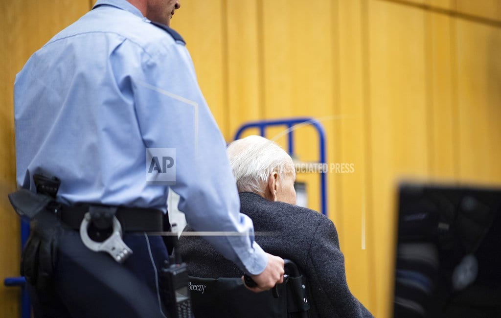 BERLIN | Former SS guard testifies he was aware of camp conditions