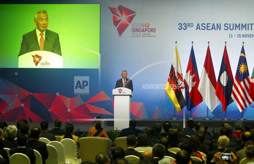 SINGAPORE  | At Southeast Asian summit, pushback against going it alone