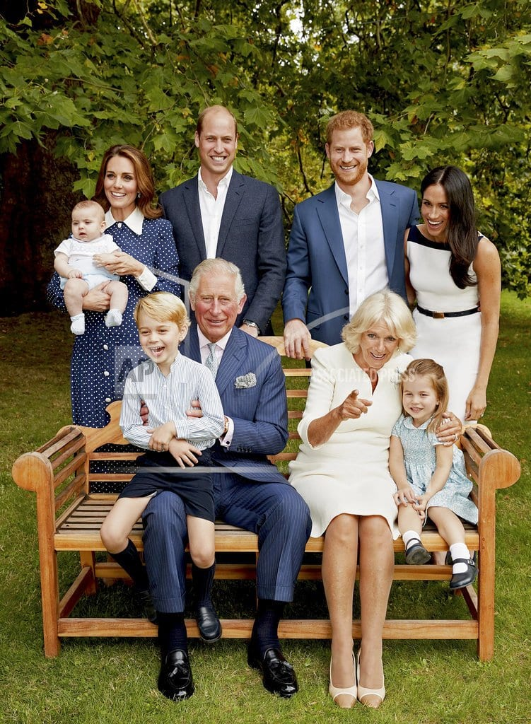 LONDON | Prince Charles turns 70 with party, new family photos