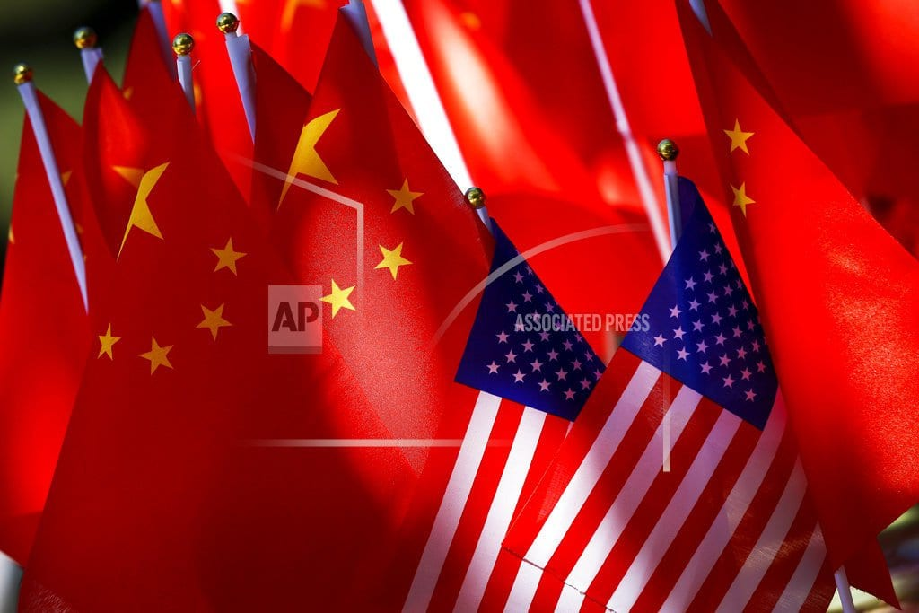 BEIJING | China says high-level trade talks with US have resumed