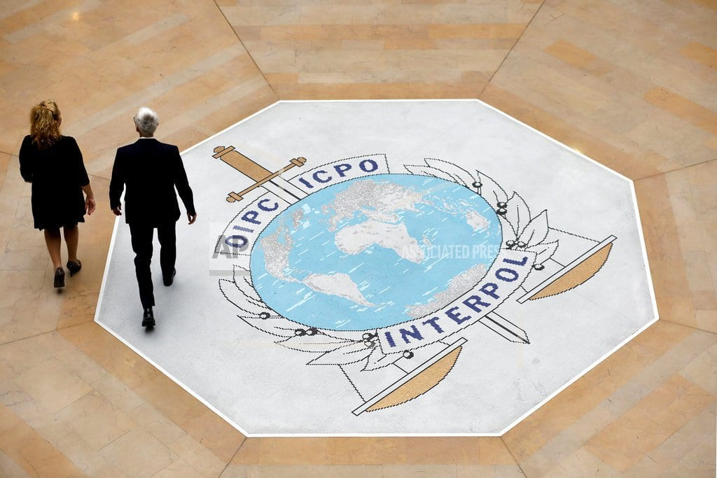 PARIS   French police close probe into Interpol disappearance