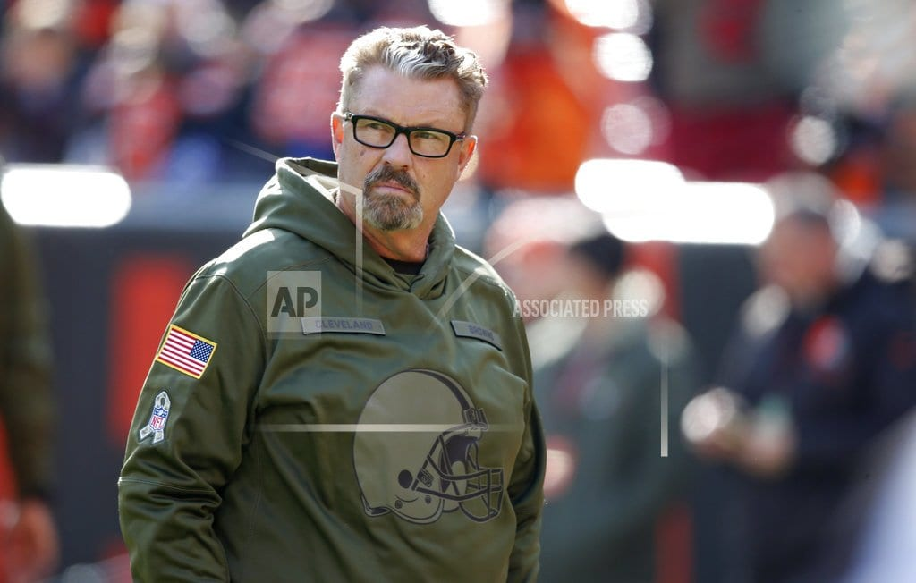BEREA, Ohio   Browns interim coach Williams will get shot at full-time gig