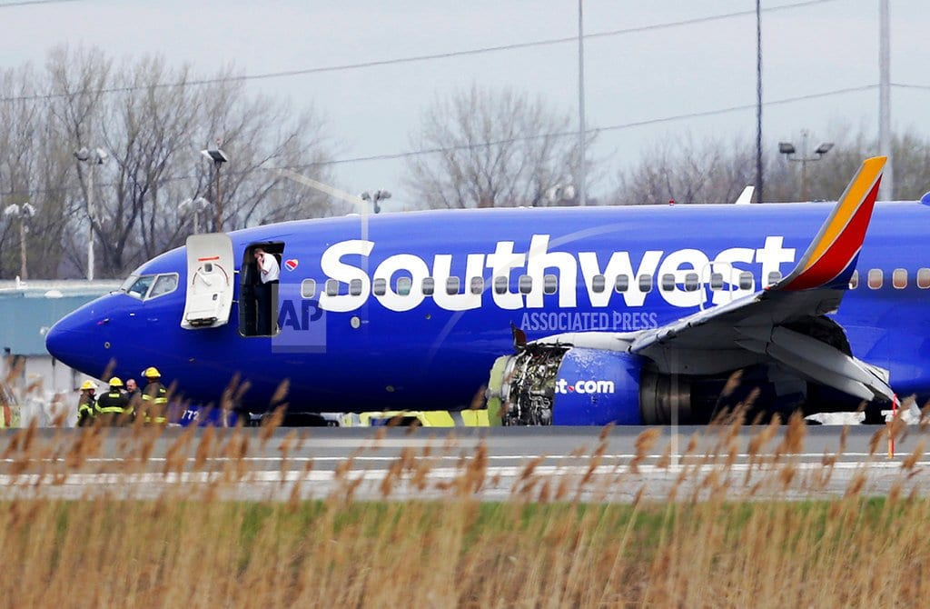 NTSB to probe fatal engine failure on Southwest flight