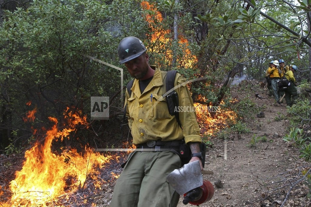 BILLINGS, Montana   As wildfires grow deadlier, officials search for solutions
