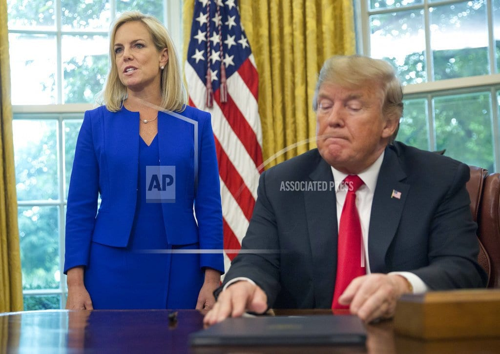 WASHINGTON  |  DHS replacement will face same border challenges