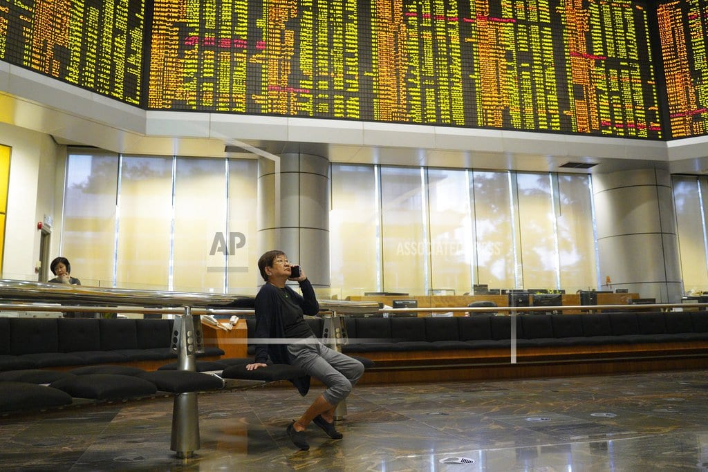 BEIJING | Global stocks higher after Wall Street fall, Brexit approval