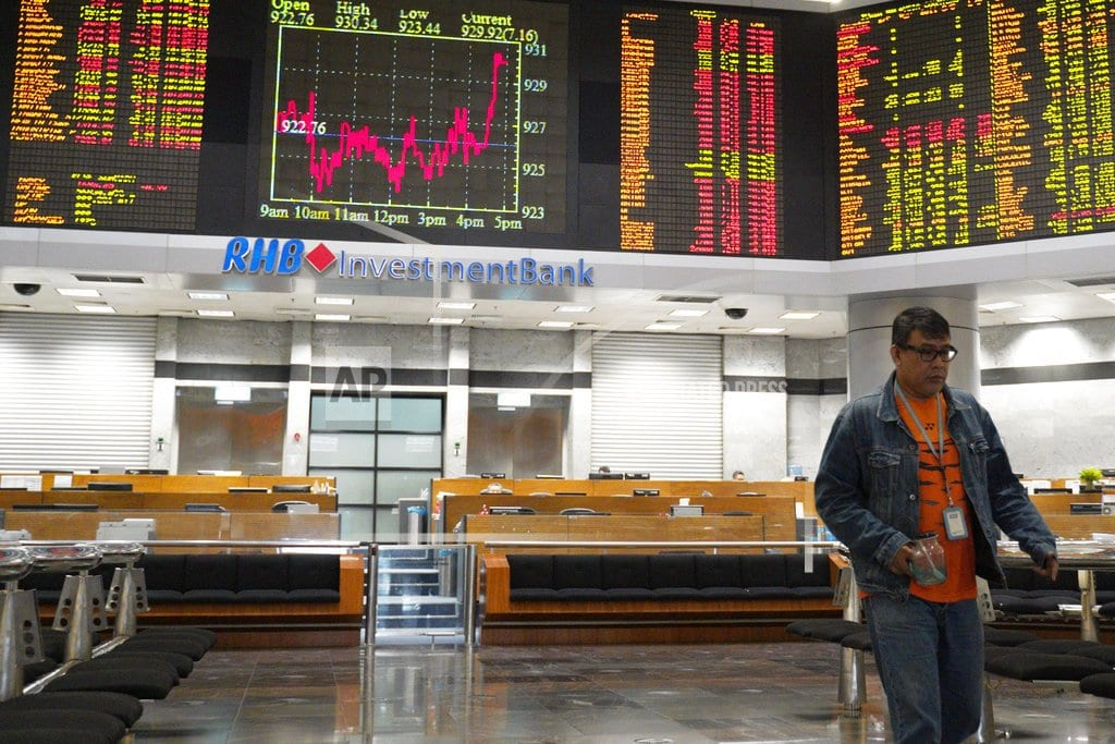 BEIJING | Asian stocks higher after Wall Street fall, Brexit approval