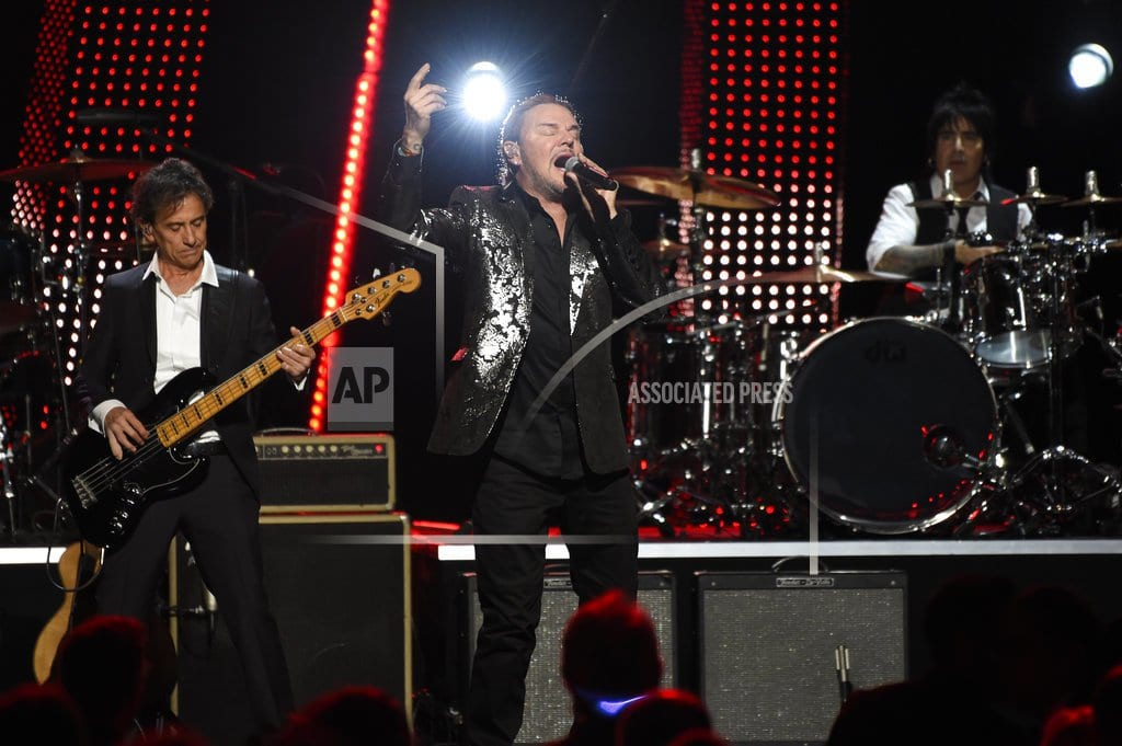 LAS VEGAS | Mana honored as Latin Grammys' Person of the Year