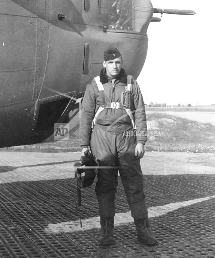 LATROBE, Pa. | WWII pilot's remains will join those of his son at Arlington