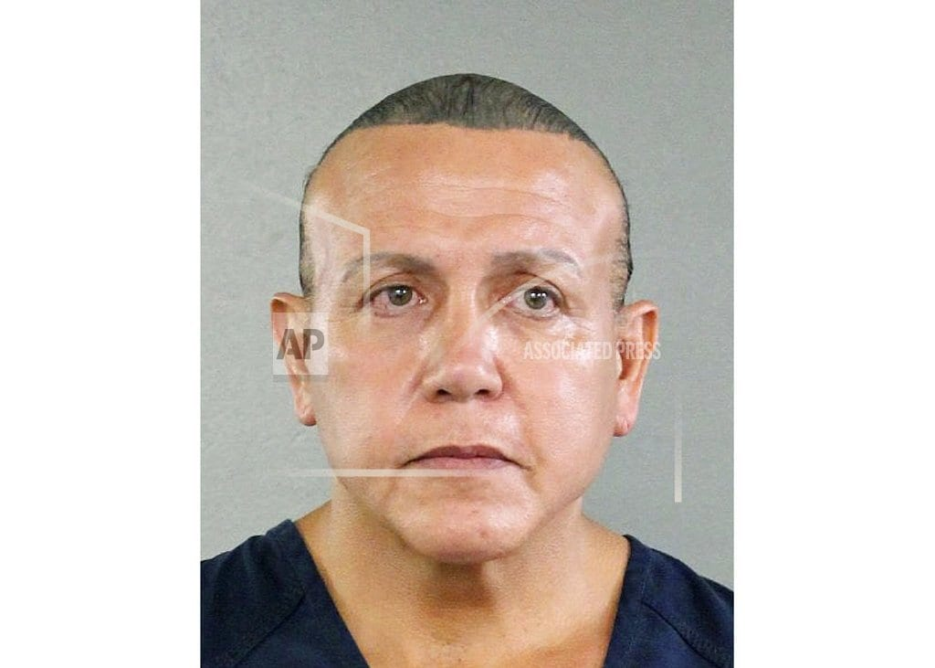 NEW YORK | Florida man pleads not guilty in political pipe bombs case