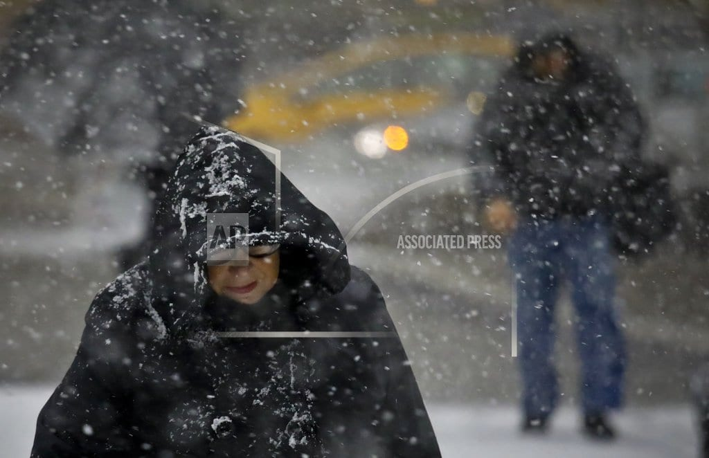 TRENTON, N.J. | Under fire for snow chaos, governor blames 'lousy' forecasts