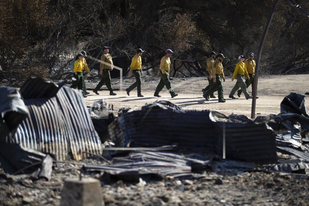 CHICO, Calif. | The Latest: Investors drive up stock of utility eyed in fire