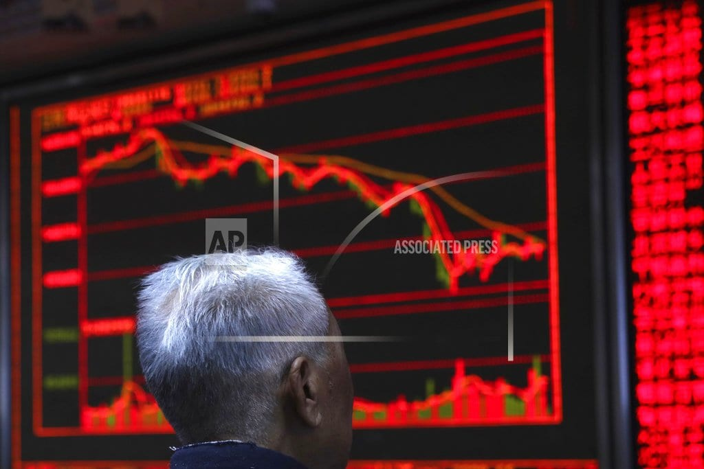 SINGAPORE | World markets mixed on trade, Brexit tensions