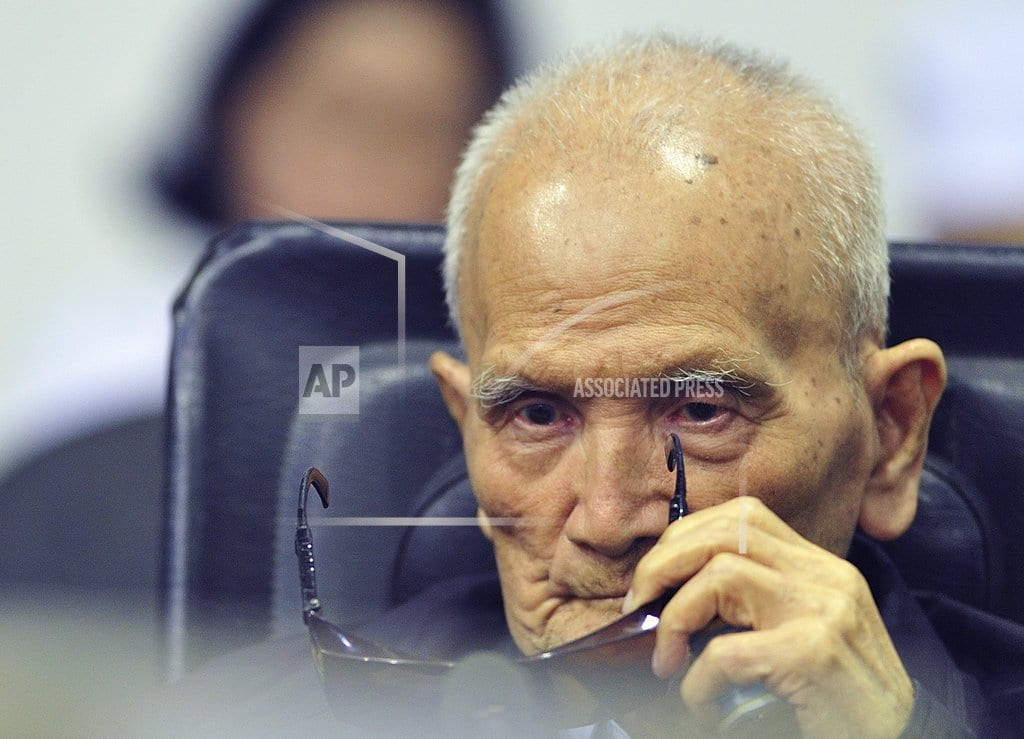 PHNOM PENH, Cambodia  | Cambodia says Khmer Rouge tribunal that convicted 3 is done