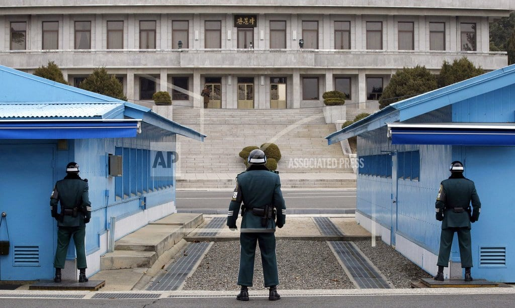 SEOUL, South Korea | North Korea deports American even as it boasts of new weapon