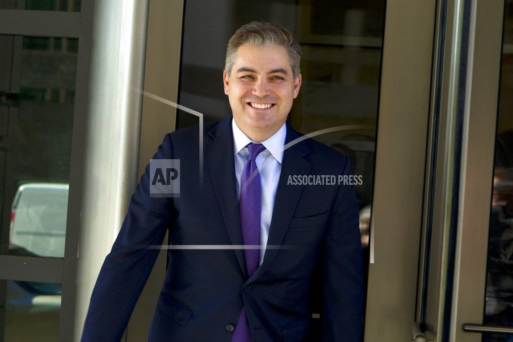 WASHINGTON | CNN's Acosta back at White House after judge's ruling