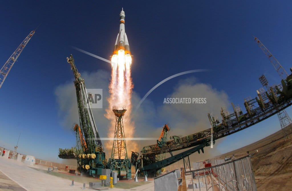 MOSCOW | Cargo ship launch clears crewed mission to space station