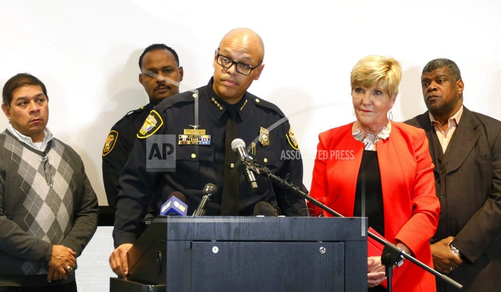 BALTIMORE | Baltimore mayor picks Fort Worth chief as next top cop