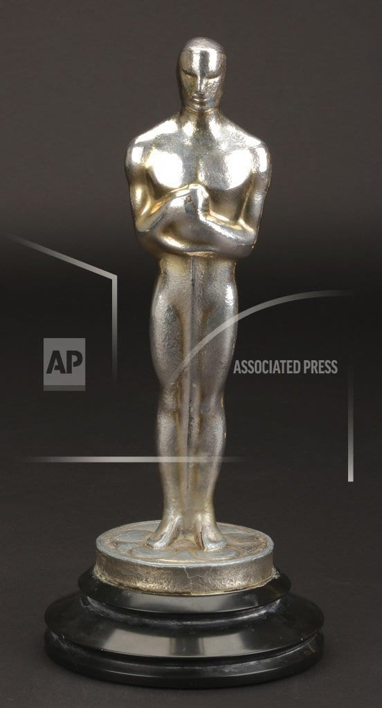 LOS ANGELES| Best-picture Oscars up for sale in rare auction