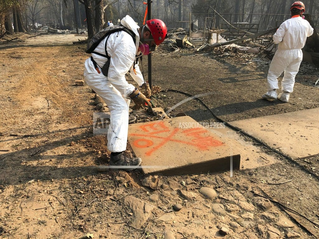 CHICO, Calif  | The Latest: Residents who fled flames return for memorial