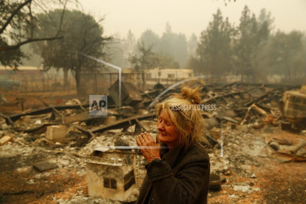 PARADISE, Calif | The Latest: Sheriff: Wildfire death toll rises to 79