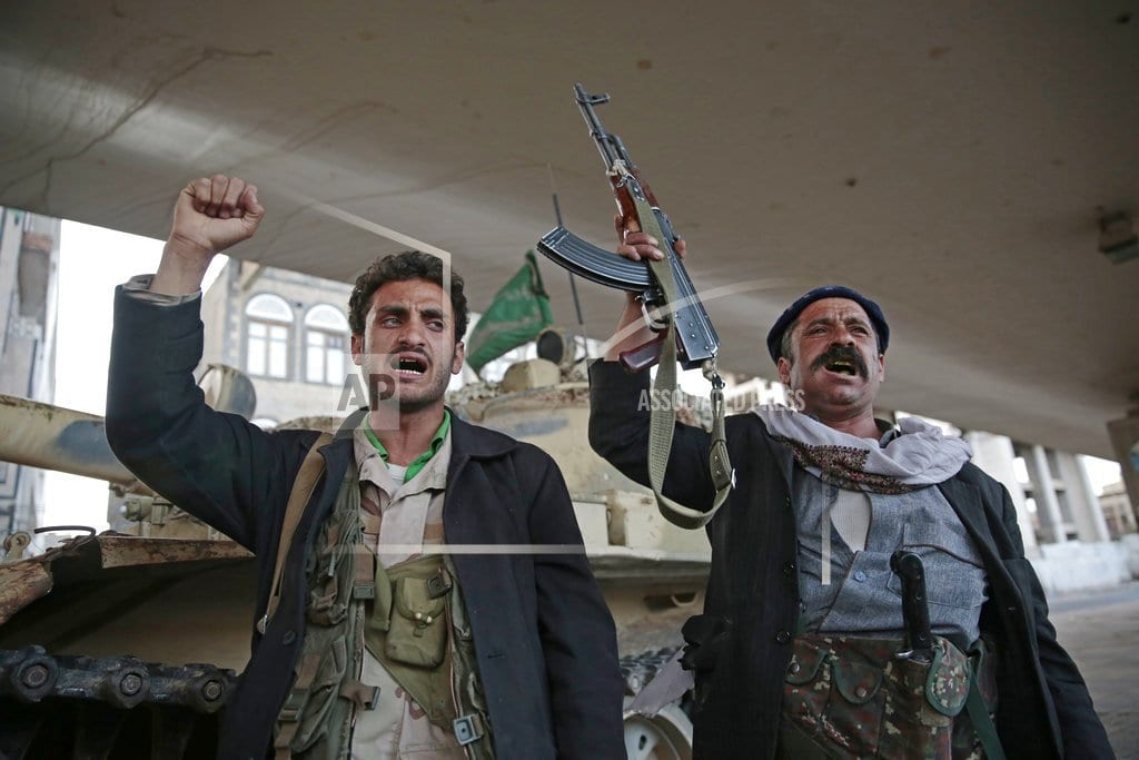 SANAA, Yemen | Yemeni rebels say they will halt rocket fire at Saudi Arabia