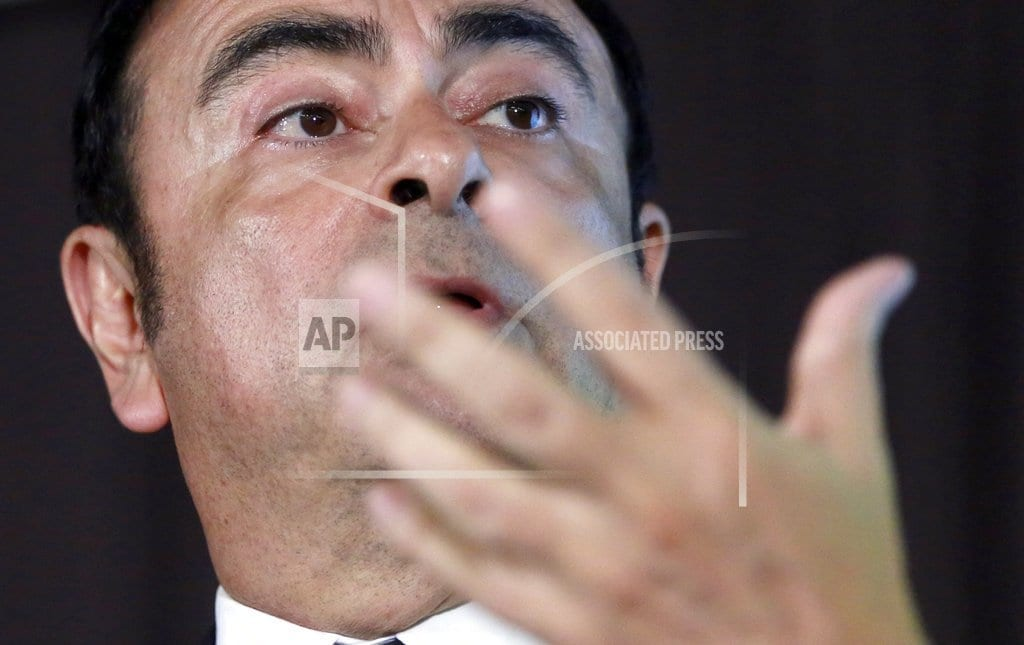 DETROIT  | Ghosn's arrest casts doubt on Renault-Nissan alliance future