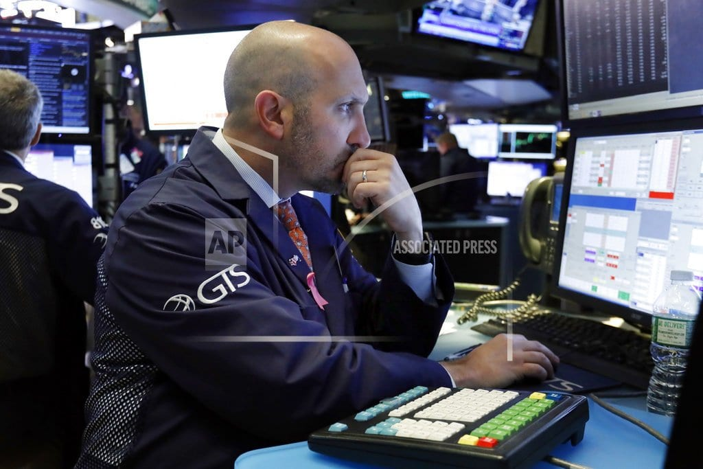 NEW YORK | Tech stock take US indexes lower; oil prices sink again