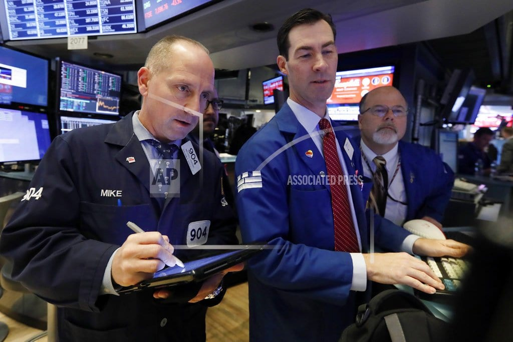 NEW YORK    Stocks open higher on Wall Street after 2 days of big losses