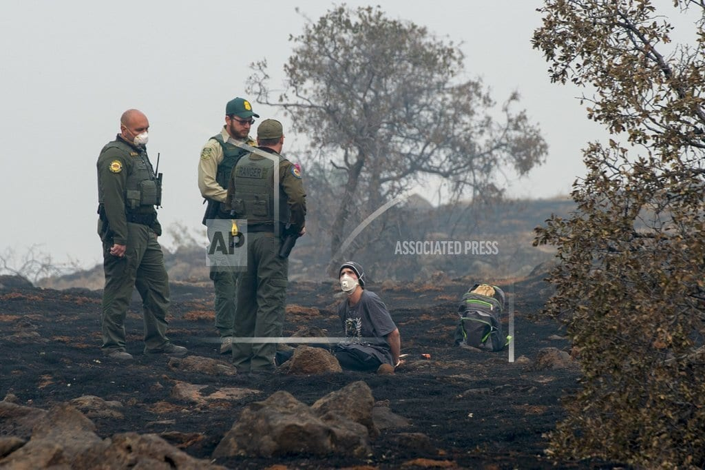 CHICO, Calif. | The Latest: Crews make progress with N. California wildfire
