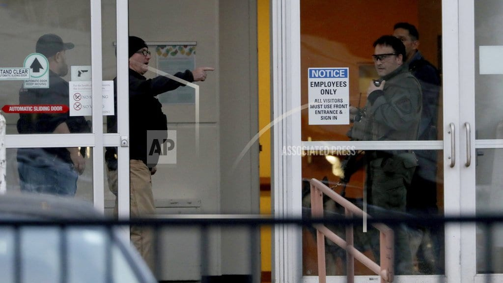 CHICAGO | Hospital gunman had been kicked out of firefighting academy