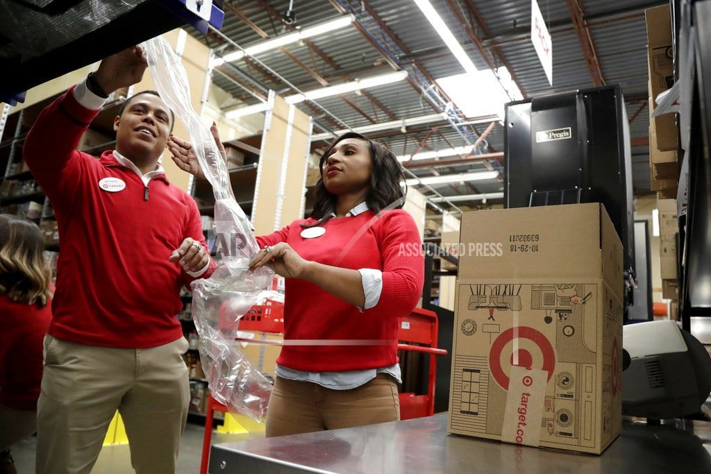 MINNEAPOLIS | Target's investments in the future hits margins