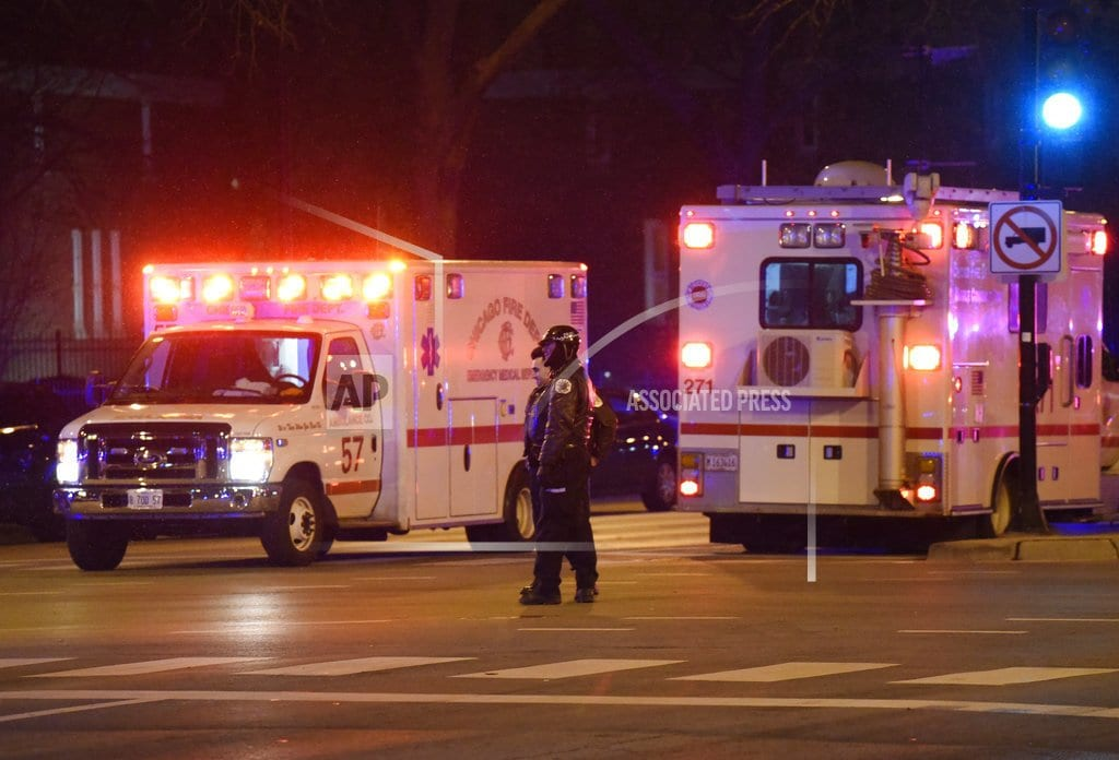 CHICAGO  | Gunman opens fire at Chicago hospital, kills at least 3