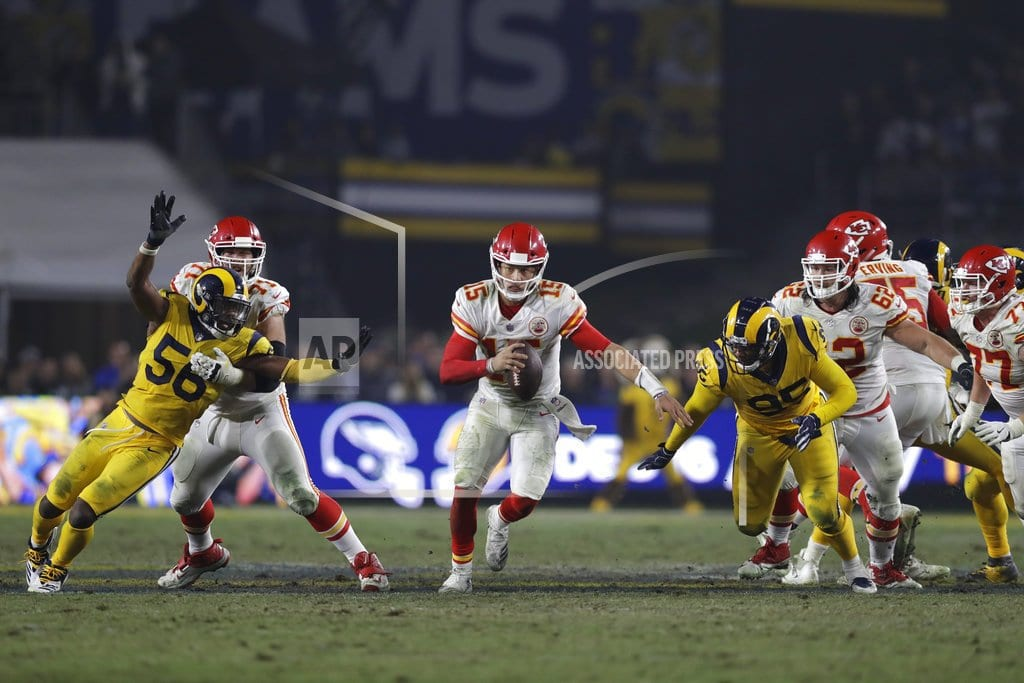 KANSAS CITY, Mo. | Chiefs take confidence from shootout loss to Rams