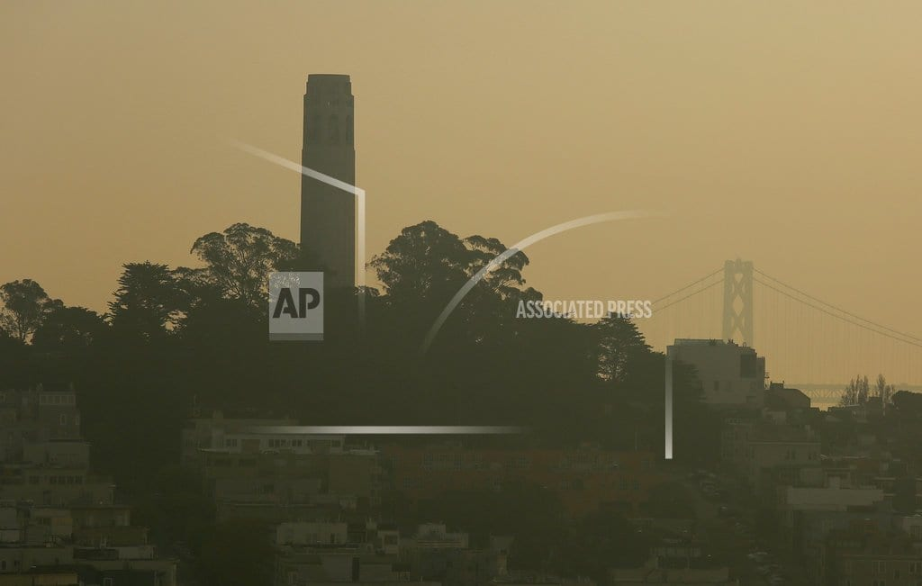 CHICO, Calif. | The Latest: PG&E line suspected in fire had issues in 2012