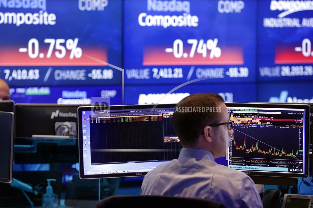 SINGAPORE | World shares bounce back from Wall Street's tech sell-off