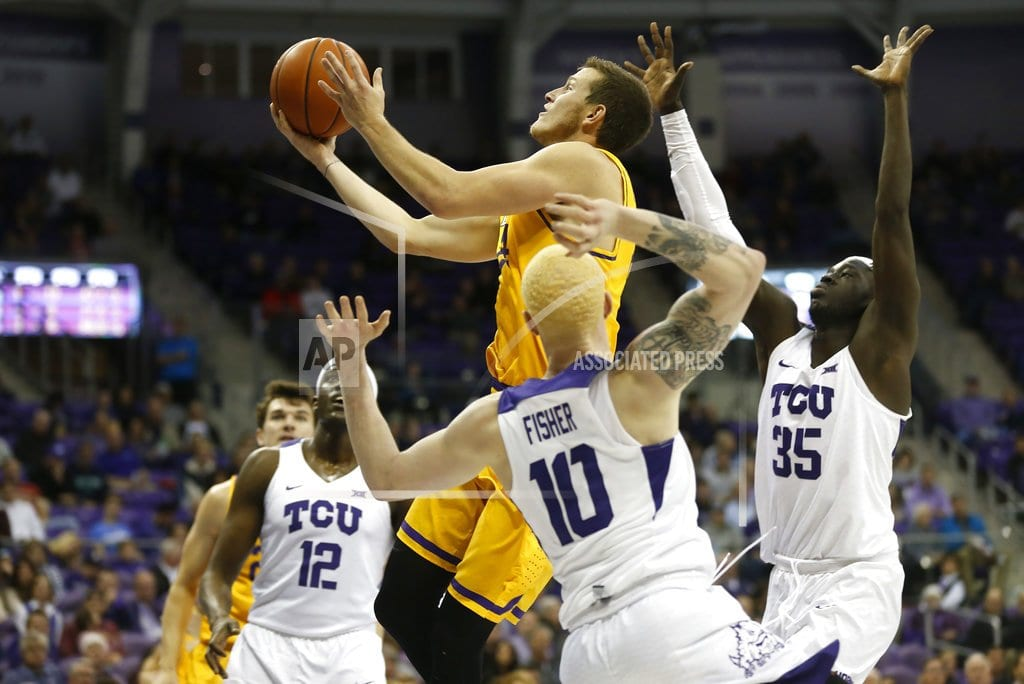 FORT WORTH, Texas  | Lipscomb stuns No. 18 TCU 73-64 for 1st win over Top 25 team