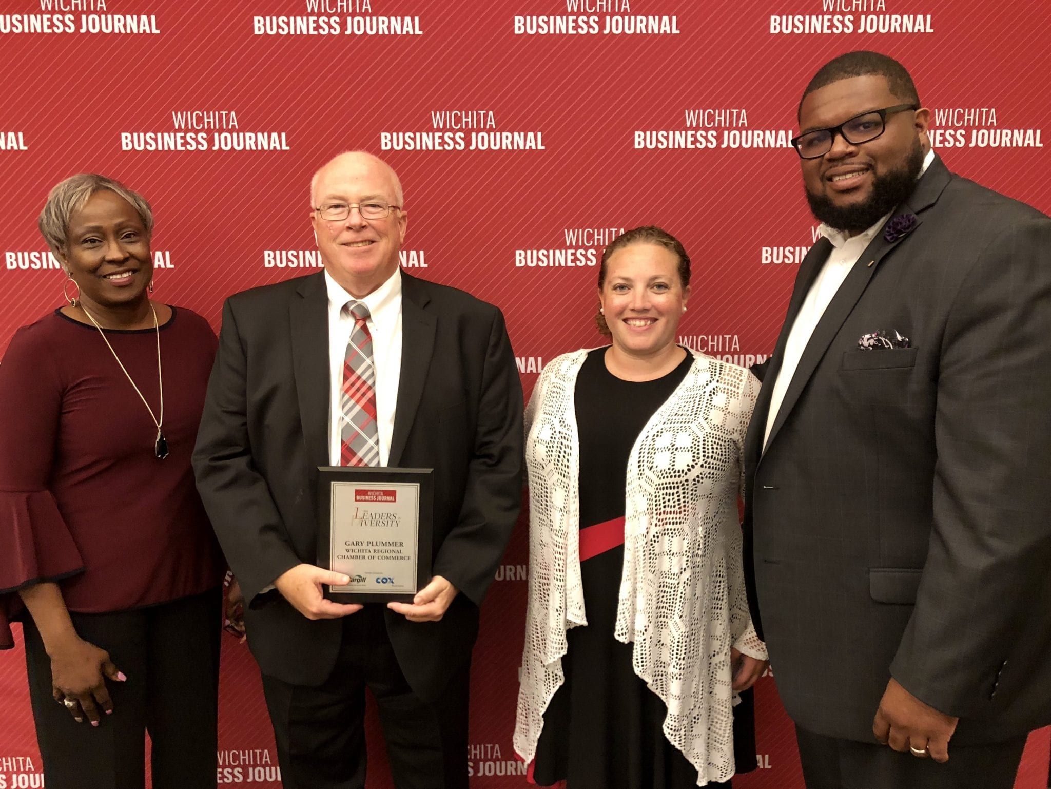 Chamber receives award for Diversity & Inclusion work